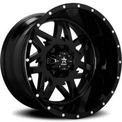 RBP 71R Avenger Black Wheels