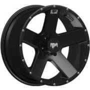 RDR RD-07 Riot Black Wheels