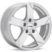 Rial Kodiak Bright Silver Wheels