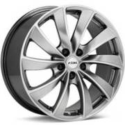 Rial Lugano Bright Silver Wheels