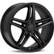 Rial M10 Black Wheels