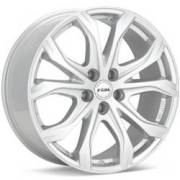 Rial W10x Bright Silver Wheels