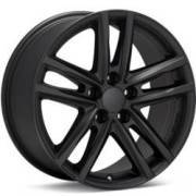 Rial X10X Black Wheels