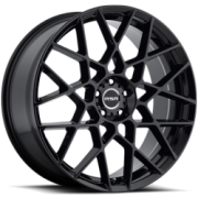 RSR R704 Gloss Black Wheels
