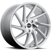 RSR R701 Silver Machined Wheels