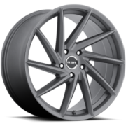 RSR R701 Tungsten Grey Wheels