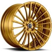 Savini Forged SV61-D DuoBlock Gold Wheels