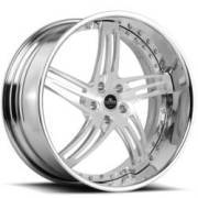 Savini Forged SV20-S Brushed and Polished Wheels