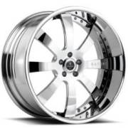 Savini Forged SV28-S Chrome Wheels