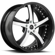 Savini Forged SV29-S Black, White & Carbon Fiber