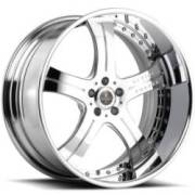 Savini Forged SV3-S Chrome Wheels