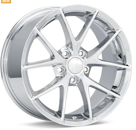 Sport Muscle SM18 Chrome Wheelss