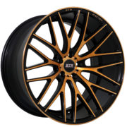STR 615 Copper Wheels
