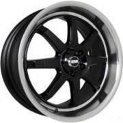 STR 618 Black Wheels