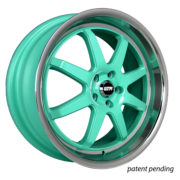 STR 618 Mint Wheels