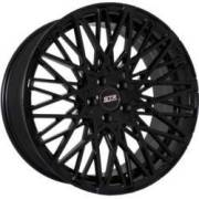STR 622 Gloss Black Wheels