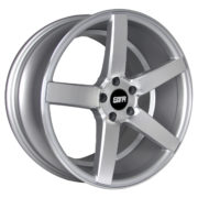 STR 607 Silver Wheels