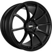 STR 610 Gloss Black Wheels