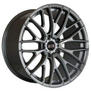 STR 615 Gun Metal Wheels