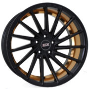 STR 616 Copper Barrel Wheels