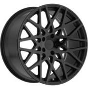 TSW Vale Black Wheels