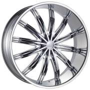 U2-28<br>Chrome Wheels