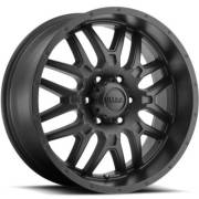 Ultra 203 Hunter Satin Black Wheels
