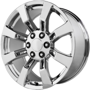 V1173 Yukon Denali Chrome Wheels