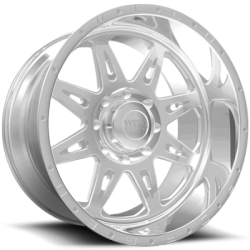 Weld Racing XT Cheyenne Polished Wheels