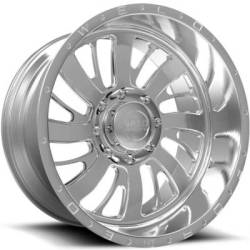 Weld Racing XT Falcata 8 Brushed Wheels