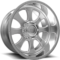 Weld Racing XT Renegade 8 Polished Wheels