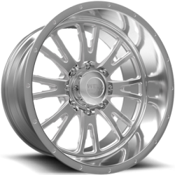 Weld Racing XT Slingblade 8 Brushed Wheels