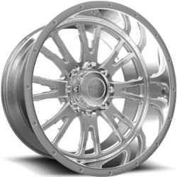 Weld Racing XT Slingblade 8 Polished Wheels