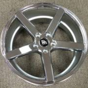 White Diamond 5178 Chrome Wheels