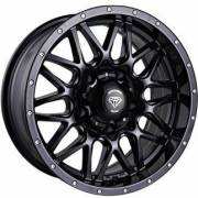 White Diamond 2734 Black Wheels