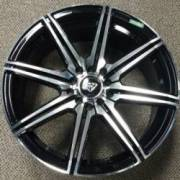 White Diamond 3264 Machined Black