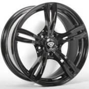White Diamond 5056 Black Wheels