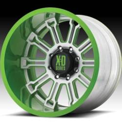 XD Forged Series XD402 2-PC Custom Green