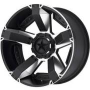 XD Series XD811 Rockstar II Matte Black Machined