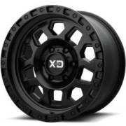 XD132 RG2 Satin Black Wheels