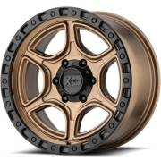 XD139 Portal Satin Bronze with Black Lip