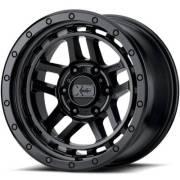XD140 Recon Satin Black Wheels