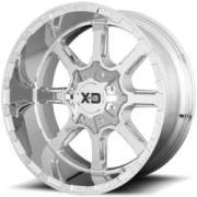 XD Series Wheels XD838 Mammoth Chrome Wheels