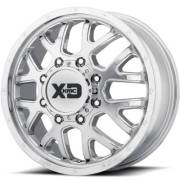 XD843 Renegade Chrome Front Dually Wheels